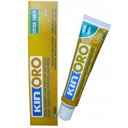 Kin oro crema fija extraforte para dentaduras 40 ml
