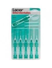 Lacer cepillo interdental extrafino recto 6 unidades