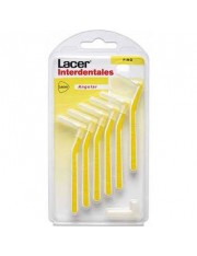 Lacer cepillo interdental fino angular 6 unidades
