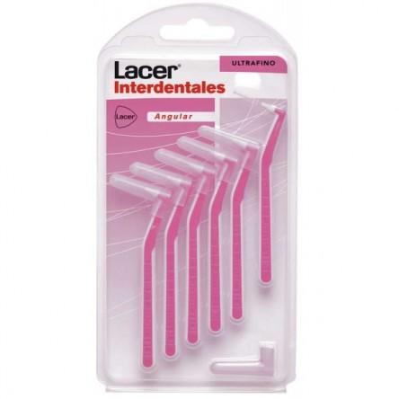 Lacer cepillo interdental ultrafino angular 6 unidades