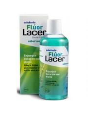 Lacer colutorio fluor diario 0,05 menta 500 ml