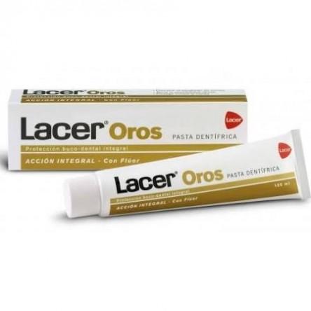 Lacer oros 2500 pasta dental 125 ml