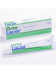 Lacer ortolacer gel dentifrico menta fresca 75 ml