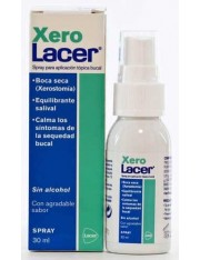 Lacer xerolacer spray 25 ml