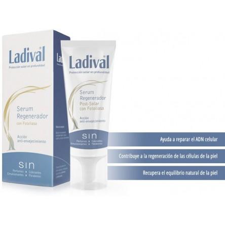 Ladival post solar serum regenerador accion antienvejecimiento 50 ml