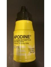 Apotex apodine povidona yodada 10% antiseptico piel sana 50 ml