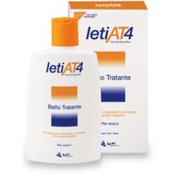 Leti at-4 baño tratante 200 ml