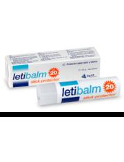 Letibalm stick protector labios y nariz spf20