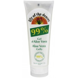 Lily of the desert gelly de aloe vera 99% topico 120 ml