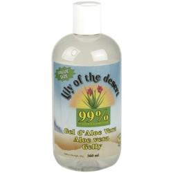 Lily of the desert gelly de aloe vera 99% topico 360 ml