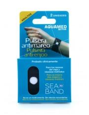 Aquamed pulsera antimareo adulto 2 pulseras
