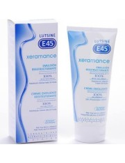 Lutsine xeramance emulsion hidratante sin perfume 200 ml.
