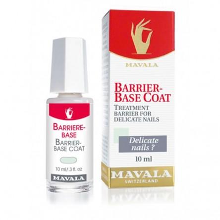 Mavala base barrera uñas sensibles delicadas y secas 10ml