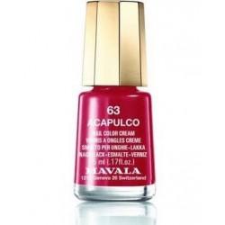 Mavala laca uñas acapulco color 63 de 5 ml
