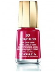 Mavala laca uñas acapulco color 63 de 5 ml