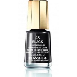 Mavala laca uñas black color 48 de 5 ml