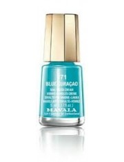 Mavala laca uñas blue curaçao color 171 de 5 ml