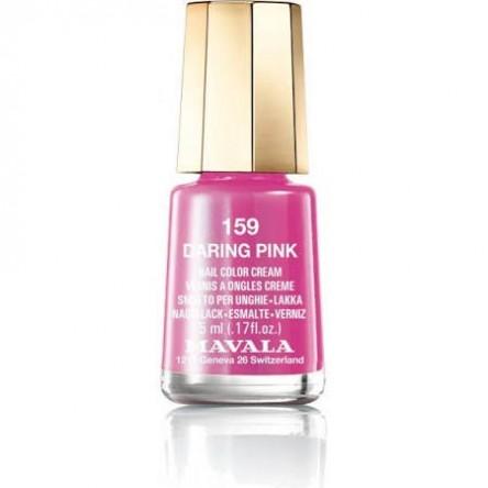 Mavala laca uñas daring pink color 159 de 5 ml