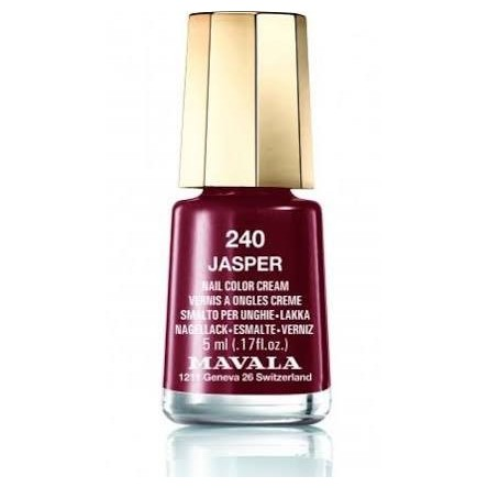 Mavala laca uñas jasper color 240 de 5 ml