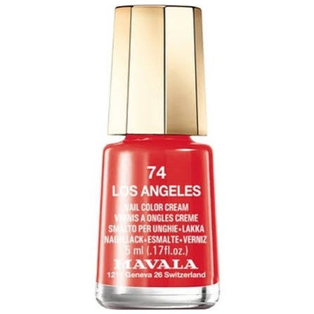 Mavala laca uñas los angeles color 74 de 5 ml