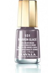 Mavala laca uñas marron glaçe color 151 de 5 ml