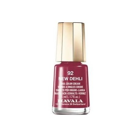 Mavala laca uñas new dehli color 92 de 5 ml