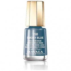 Mavala laca uñas smoky blue color 158 de 5 ml