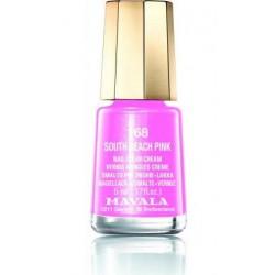 Mavala laca uñas south beach pink color 168 de 5 ml