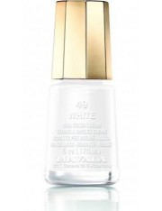 Mavala laca uñas white color 49 de 5 ml