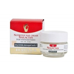 Mavala nailactan crema nutritiva uñas dañadas secas y fragiles 15 ml