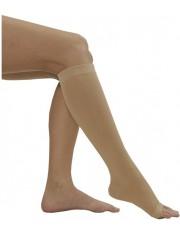 Media corta (a-d) compresion normal medilast beige hasta la rodilla referencia 892 t-pequeña