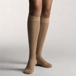 Media corta compresion normal farmalastic beige t-m (tobillo 22-23 cm,pantorrilla 34-36 cm) cinfa 1 par