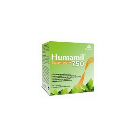 Aquilea humamil 750 mg 90 capsulas