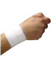 Muñequera medilast velcro blanca t- pequeña (muñeca 15-17 cm)