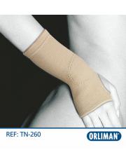 Muñequera orliman elastica tn-260 talla/1