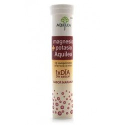 Aquilea magnesio +potasio efervescente 14 comprimidos