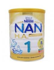 Nan 1 expert excel leche lactantes hipoalergenica ha 800 g