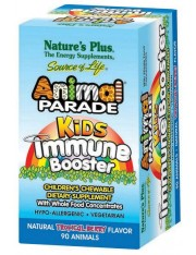 Nature´s plus animal parade kids immune booster 90 comprimidos masticables