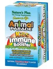 Nature´s plus animal parade kids immune booster 90 comprimidos masticables
