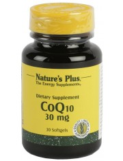 Nature´s plus coq10 30 mg 30 perlas