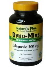 Nature´s plus dyno-mins magnesio 90 comprimidos