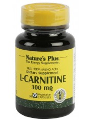 Nature´s plus l-carnitina 300 mg 30 capsulas