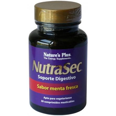 Nature´s plus nutrasec 30 comprimidos masticables