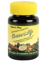Nature´s plus source of life 60 comprimidos
