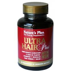 Nature´s plus ultra hair plus con msm caida del cabello 60 comprimidos