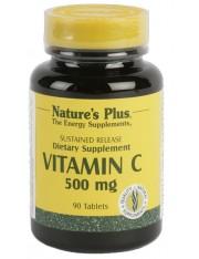 Nature´s plus vitamina c 500 mg 90 comprimidos