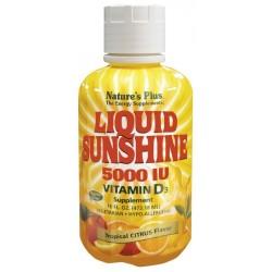 Nature´s plus vitamina d3 liquid sunshine 473.18