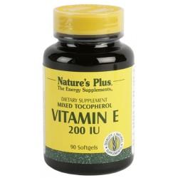 Nature´s plus vitamina e 200 ui 90 perlas