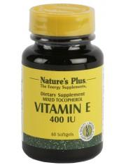 Nature´s plus vitamina e 400 ui 60 perlas
