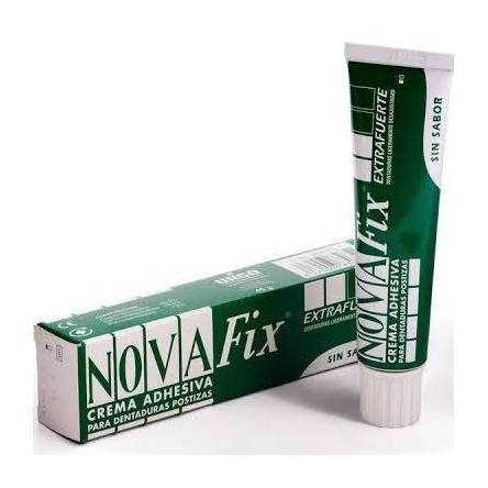 Novafix extra fuerte adhesivo protesis 45 g